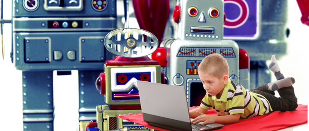 A technological Christmas: a robot for every age