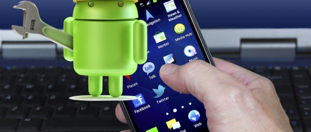 How to back up to Android phones