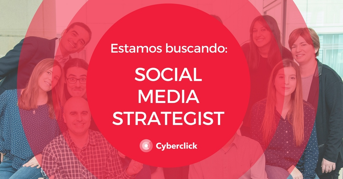 We are looking for SOCIAL MEDIA STRATEGIST
